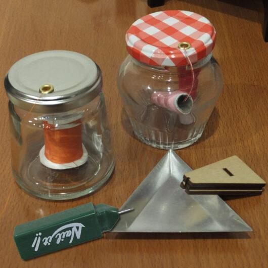 糸かけ用補助道具
